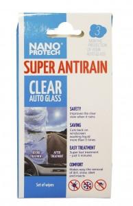 Nanoprotech technologie k ošetření přední skla automobilu. Špičková technologie za srandovní peníze.