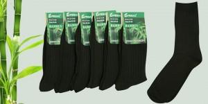 Zdravotní ponožky s bambusovým vláknem v akci za 30 Kč.