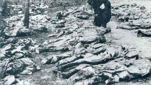 Bolševické popravy, jako nacisté.