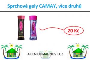 Legendární Camay od 13 Kč!