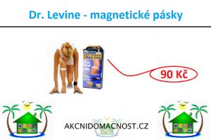 Magnetoterapie Dr. Levine´s od 90 Kč.