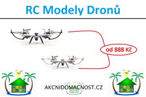 Drony od 888 Kč. Super akce.