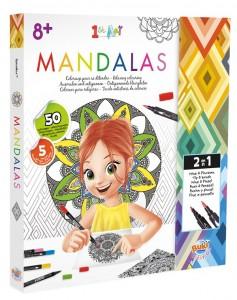 BUKI Kreslení MANDAL luxusní sada za 565 Kč!